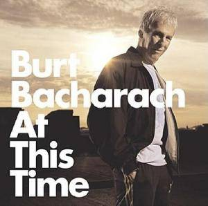 Burt Bacharach: At This Time - Cover