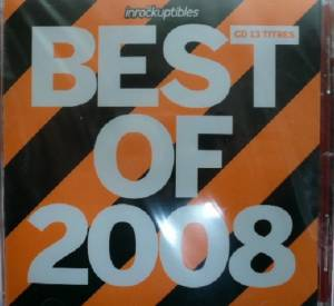 Cover - Camille: Best Of 2008