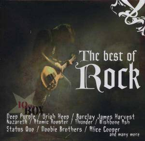 Cover - Metal Assault: Best Of Rock, The
