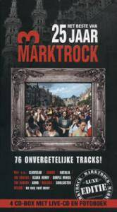 Cover - Will Tura: 25 Jaar Marktrock