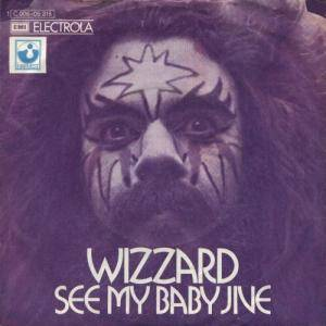 Wizzard: See My Baby Jive - Cover