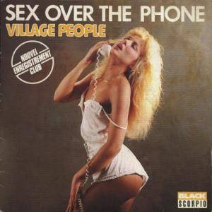 Village People: Sex Over The Phone - Cover