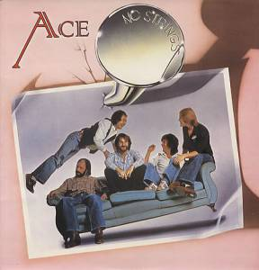 Cover - Ace: No Strings