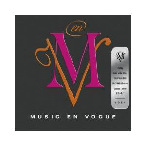 Cover - Micky Green: Music En Vogue