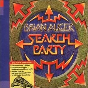 Cover - Brian Auger: Search Party
