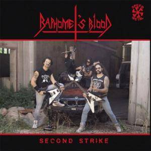 Baphomet's Blood: Second Strike - Cover