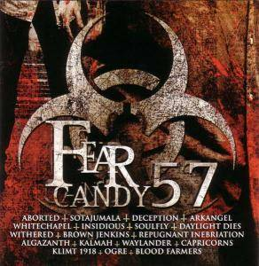 Cover - Brown Jenkins: Terrorizer 173 - Fear Candy 57