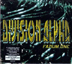 Cover - Division Alpha: Fazium One