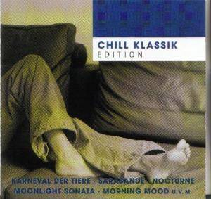 Chill Klassik Edition - Cover
