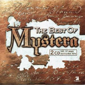 Cover - Blue Nature: Best Of Mystera, The