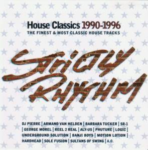 Strictly Rhythm House Classics 1990-1996 - Cover