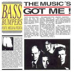 Cover - Bass Bumpers: Music's Got Me, The