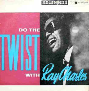 Cover - Ray Charles: Do The Twist With Ray Charles