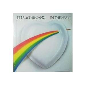 Kool & The Gang: In The Heart - Cover