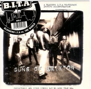 Blaggers ITA: Guns Of Brixton - Cover
