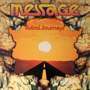 Cover - Message: Astral Journeys