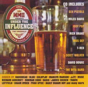 NME - Under The Influence - Cover