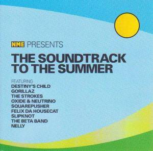 NME Presents The Soundtrack To The Summer - Cover