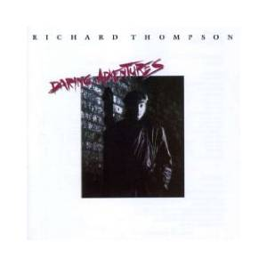 Richard Thompson: Daring Adventures - Cover