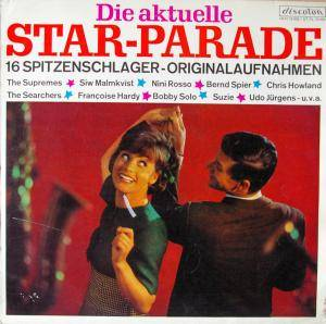 Cover - Nini Rosso: Aktuelle Star-Parade, Die