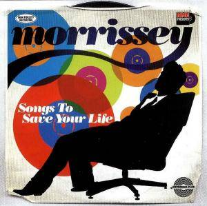 NME Presents Songs To Save Your Life Compiled By Morrissey - Cover