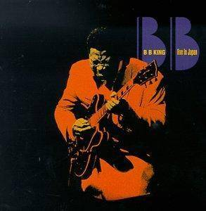 Cover - B.B. King: Live In Japan