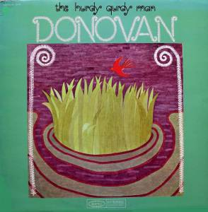 Donovan: Hurdy Gurdy Man, The - Cover