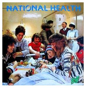 National Health: National Health - Cover