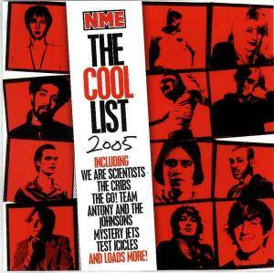 Cover - Long Blondes, The: Cool List 2005, The