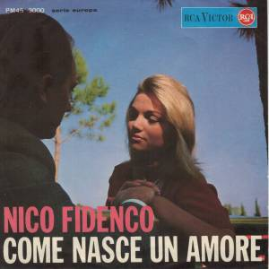 Cover - Nico Fidenco: Come Nasce Un Amore