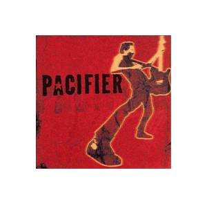 Pacifier: Pacifier - Cover
