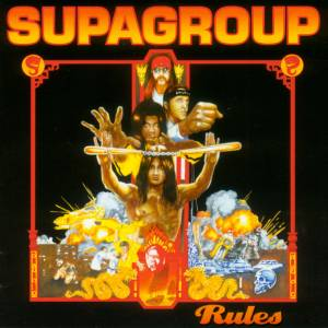 Cover - Supagroup: Rules