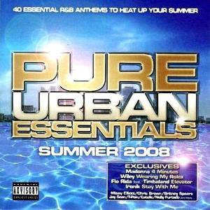 Cover - P. Diddy Feat. Keyshia Cole: Pure Urban Essentials Summer 2008