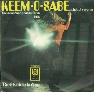 Cover - Electric Indian, The: Keem-O-Sabe