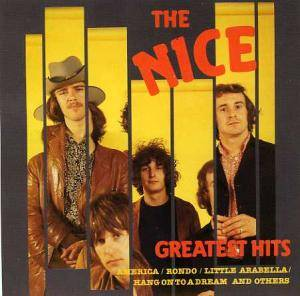 The Nice: Greatest Hits - Cover
