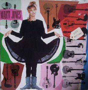 Marti Jones: Used Guitars - Cover