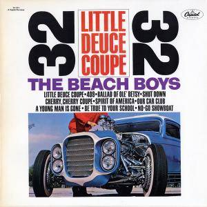 The Beach Boys: Little Deuce Coupe - Cover