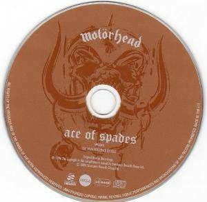 Motörhead: Ace Of Spades (CD) - Bild 3