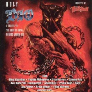 Various Artists/Sampler - Holy Dio: A Tribute To The Voice Of Metal