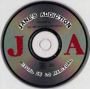 Jane's Addiction: Ritual De Lo Habitual (CD) - Bild 3