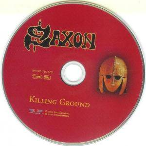 Saxon: Killing Ground (CD) - Bild 5