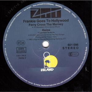 "Frankie Goes To Hollywood: Relax (12"") - Bild 4"