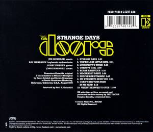 The Doors: Strange Days (CD) - Bild 2