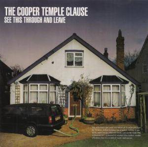 The Cooper Temple Clause: See This Through And Leave - Cover