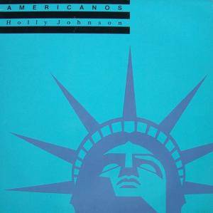 Cover - Holly Johnson: Americanos