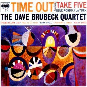 The Dave Brubeck Quartet: Time Out - Cover