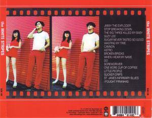 The White Stripes: The White Stripes (CD) - Bild 2