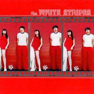 The White Stripes: White Stripes, The - Cover