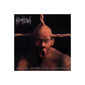 Konkhra: Sexual Affective Disorder - Cover