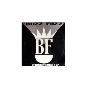 Cover - Buzz Fuzz: Thunderdome 4 EP